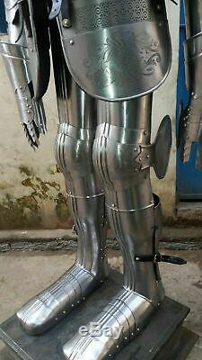 Armor Rare Medieval Knight Suit Of Templar Armor Combat Full Body Armour