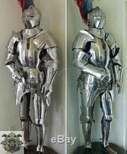 Armour Medieval Knight Full Suit Of Armor 17th Century Full Body Armour Replica