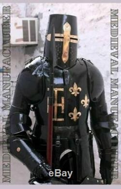 Armour Medieval Wearable Knight/spartan Crusader Full Suit Of Armor Costume Gift