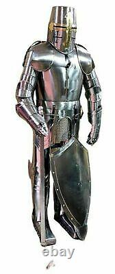 Armour full body suit Halloween knight king Armour body Replica