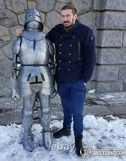 Customize Full Suit of Armor Knight Combat Armour Medieval Ready For Battle SCA