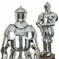Duke of Burgundy Stainless Steel Wearable Full Suit of Armor Medieval Knight