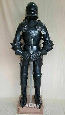 Gothic Medieval Knight Suit Of Armor Combat Full Body Armour Wearable