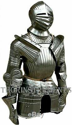 Half Suit of Armor Medieval Knight Armor Costume
