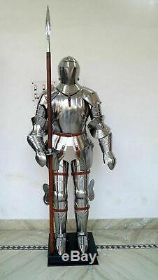 Knights Full Suit of Armor Medieval 14 Century Replica Armoury Gift Home Decor