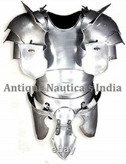 Medieval Armor Gothic Wearable Knight Half Suit of Armor