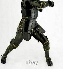 Medieval Brass Steel Wearable Knight Full Suit of Armor Combat Body Costume
