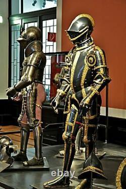 Medieval Combat Knight Full Body Armor Suit Full Suit Of Armor