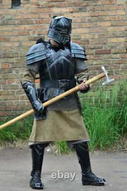 Medieval Complete Templar of Negation Full Suit Armor Knight Cuirass Full Body