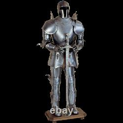 Medieval Display Teutonic Knight Full Suit Of Armor Combat Full Armor Suit