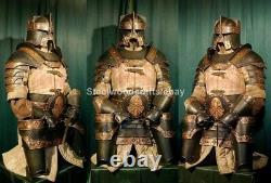Medieval Dwarf Full Suit Of Armor LOTR Knight Armor