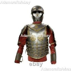 Medieval Hussars Half Body Armor Suit Knight Suit Of Armor