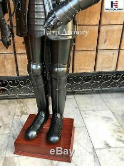 Medieval Knight Closed Suit of Armour Halloween Costume