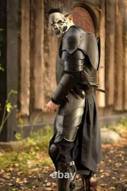 Medieval Knight Cuirass Armor Full Suit of Armor Undead Fighting Armor Suit