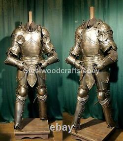 Medieval Knight Full Suit Of Armor Knight Warrior Armor Cuirass Full Set