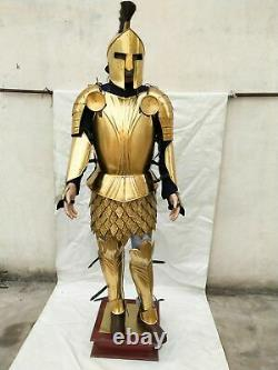 Medieval Knight Kingsguard Full body Armor suit Best Halloween gift Item