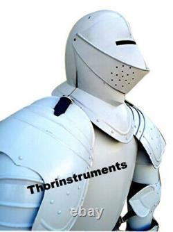 Medieval Knight Rare Suit Of Templar Armor Combat Suit of attractive costume