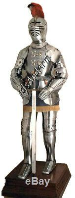 Medieval Knight Suit Of Armor 17Th Century Spanish Full Body Armour Suit