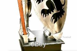 Medieval Knight Suit Of Full Body Armour cheap and creative Halloween costumes