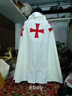 Medieval Knight Suit Of Templar Armor Combat Full Body Wearable Armour suit