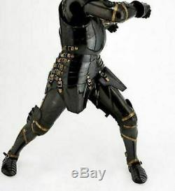Medieval Knight Suit of Armor Combat Full Body Armour Knight Wearable Costume