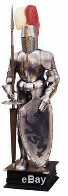 Medieval Knight Suit of Armor Combat Full Body Armour New 15th Century Suit