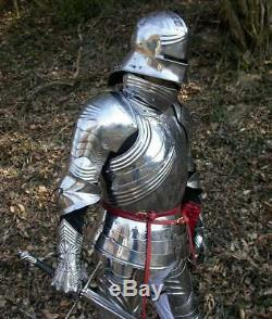 Medieval Knight Wearable Suit Of Armor Full Body Combat Gothic Plate Armour Gift