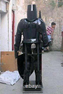 Medieval Knight full Suit armour Knight Crusader Full Suit Of Armor Collectible