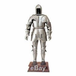 Medieval Knight's Armor Suit SCA LARP Steel armor Suit Replica