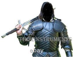 Medieval Reenactment Knight Half Suit of Armor