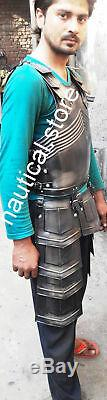 Medieval Templar Suit Of Knight Armor Chest Jacket Reenactment Beautiful For Gf