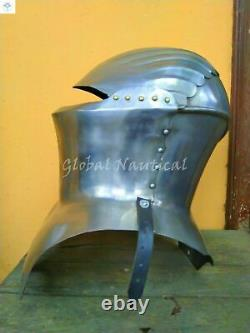 Medieval Vintage Knight Armor Suit Full Jousting Armor Suit Battle Ready Armour