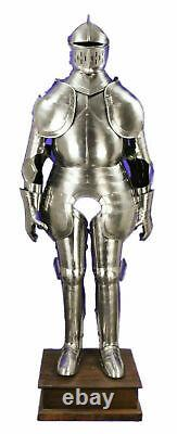Medieval Wearable Knight Crusader Full Suit Of Armor Collectible Armor