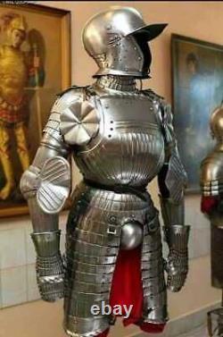 Medieval half armor suit Half armor knight suit of armor Half Body Armour Suit