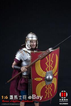 NOZH009 Roman soldiers Rome square Medieval knight suit