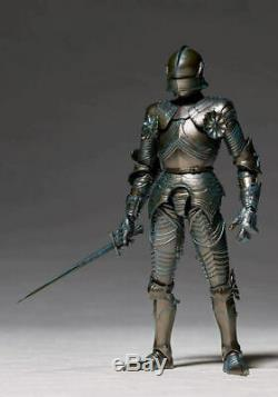 SCA LARP Medieval Knight German Gothic Armor Suit Battle Armor With Sword
