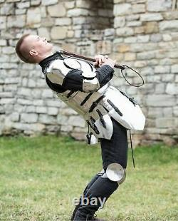 SCA LARP Medieval costume Replica Knights Armour suit Renaissance Halloween Gift