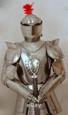 Wearable Medieval Knight Suit Of Armor Century Combat Full Body Armour