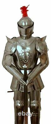 Wearable Medieval Knight Suit Of Armor Combat Full Body Armour costume